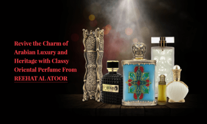 Luxurious Arabian Perfume